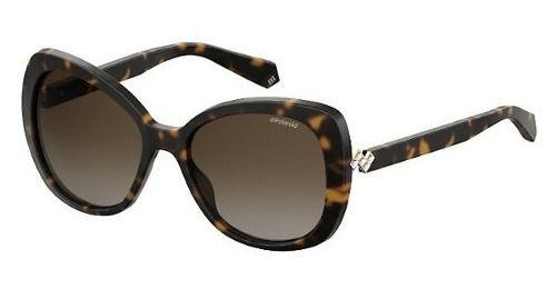 Óculos De Sol Polaroid Feminino Pld 4063/s/x 086la