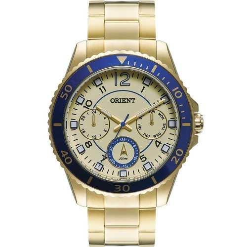 Relógio Orient Masculino Fgssm041 C2kx