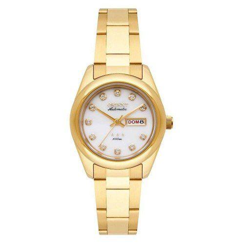 Relógio Orient Feminino 559gp010 B1kx