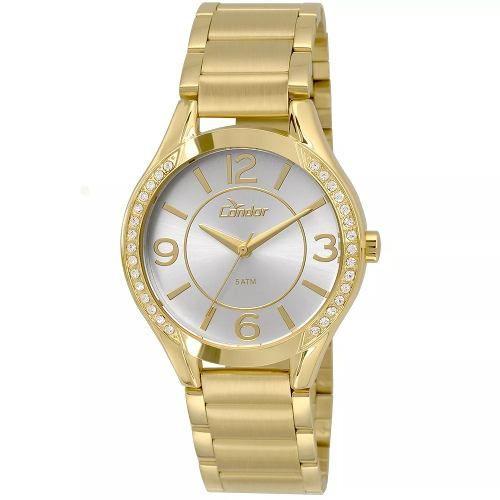 Relógio Condor Feminino Co2035krg/4b