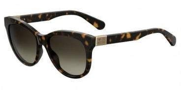 Óculos De Sol Love Moschino Feminino Mol001/s 086ha