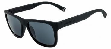 Óculos De Sol Lacoste L816s 001 54-18 Preto Fosco Flutuante