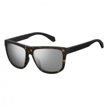 Óculos De Sol Polaroid Pld2057/s N9pex Marrom Havana Polarizado