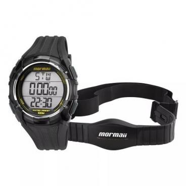 Relógio Mormaii Masculino Monitor Cardíaco Mo11558a/8a