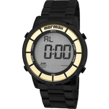 Relógio Mormaii Feminino Maui Mobj3463db/4p