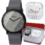 Kit Relógio Masculino Condor Co2035ktm/k2c