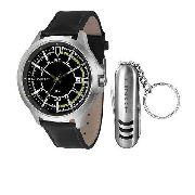 Kit Relógio Masculino Lince Mrc4358s Kt39