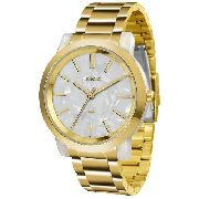Relógio Feminino Lince Lrg4348l Ku24 + Corrente E Brinco
