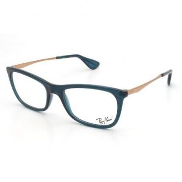 Armação De Óculos Ray-ban Rb7041l 5705