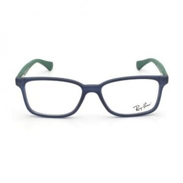 Armação Óculos De Grau Infantil Ray-ban Rb1572l 3718