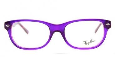 Armação Óculos De Grau Infantil Ray-ban Rb 1555 3666