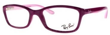 Armação De Óculos Feminino Infantil Ray-ban Rb 1539l 3612
