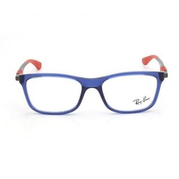 Armação De Óculos Infantil Ray-ban Rb1549 3734