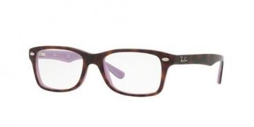 Armação De Óculos Infantil Ray-ban Rb 1531 3700 48-16 130