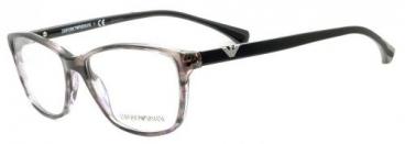Armação De Óculos Empório Armani Ea3099 5552