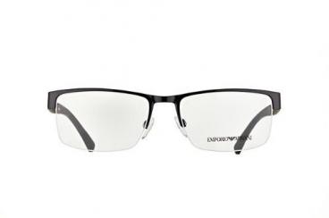 Armação De Óculos Empório Armani Ea 1047 3014 55-17 140