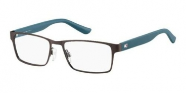 Armação De Óculos Tommy Hilfiger Th 1420 Vxs 140