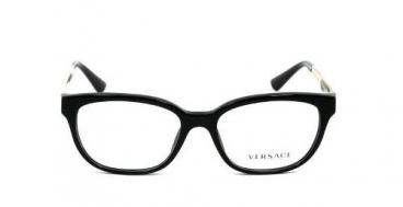 Armação De Óculos Versace Feminina Mod. 3240 Gb1