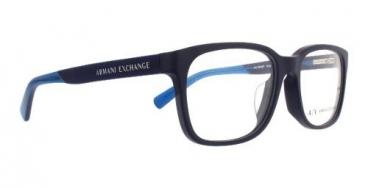 Armação De Óculos Armani Exchange Ax 3029l 8183 54-17 140
