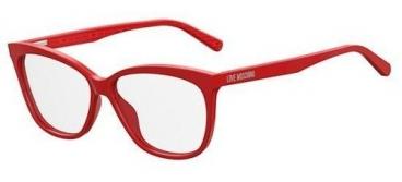 Armação De Óculos De Grau Love Moschino Feminino Mol506 C9a