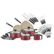 Kit Para Cozinha Antiaderente 38 Peças- Tramontina