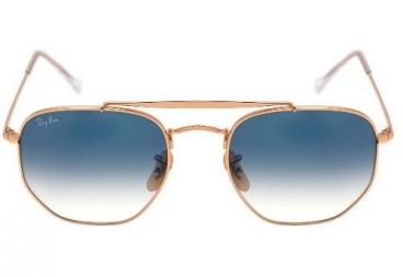 Óculos De Sol Ray Ban Rb3648 The Marshal 001/3f
