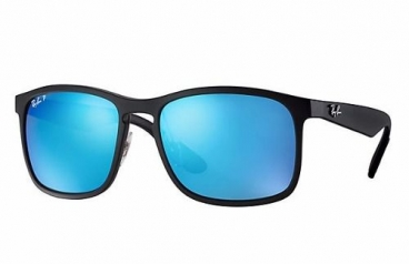 Óculos De Sol Ray-ban Rb4264 601-s/a1 58-18 Chromance Polarizado
