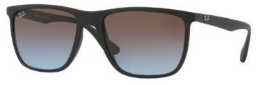 Óculos De Sol Ray Ban Rb4288l 601s48 57-17 145 Preto Fosco