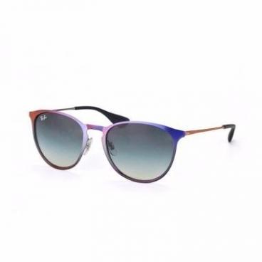 Óculos Solar Ray Ban Erika Rb3539 195/11 5419 145 3n