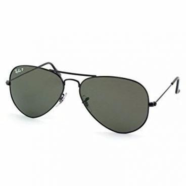 Óculos Solar Ray Ban Rb3025l 002/58 62-14 Polarizado