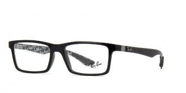 Armação Óculos De Grau Ray-ban Rb8901 5610 55-17 Fibra de Carbono