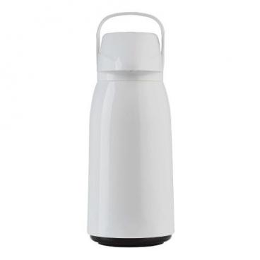 Garrafa Térmica Branca Air Pot 1,8 Litros Invicta Pressão
