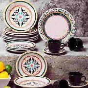 Aparelho de Jantar Luiza 30 peças Oxford Daily