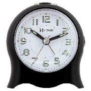 Relógio Despertador Herweg 2572 Preto