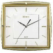 Relógio Parede Herweg 6251 029 Dourado