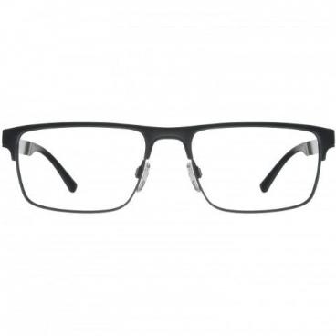 Armação De Óculos Empório Armani Ea1075 3001 55-18 Aluminium