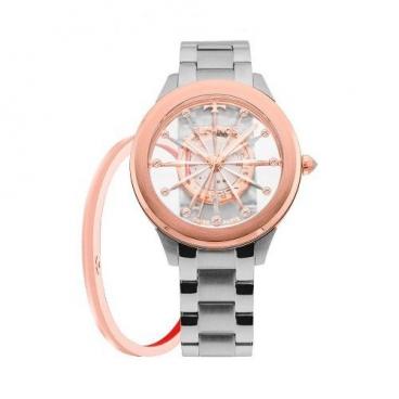 Kit Relógio Technos Fashion F03101ab/k1w