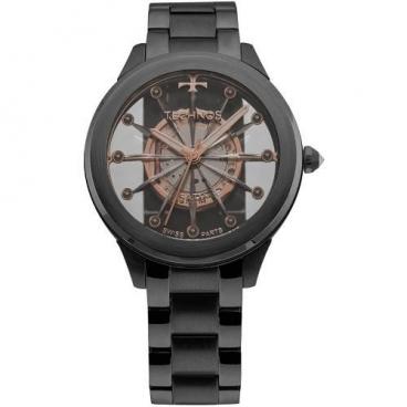 Relógio Technos Elegance Cristal Feminino F03101ac/4w