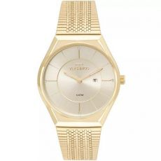Relógio Technos Feminino Fashion Trend Dourado Gl15ar/4x