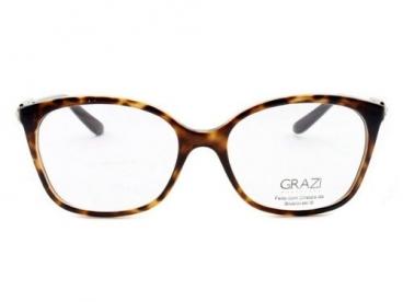 Armação Óculos De Grau Feminino Grazi Massafera Gz3034b E812