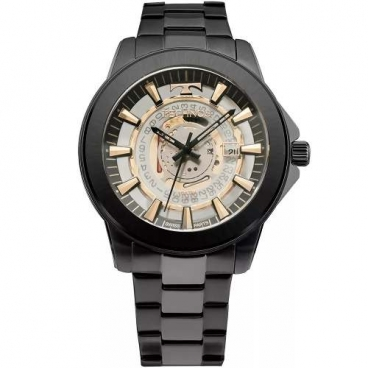 Relógio Technos Masculino Classic Legacy Preto F06111ac/4w