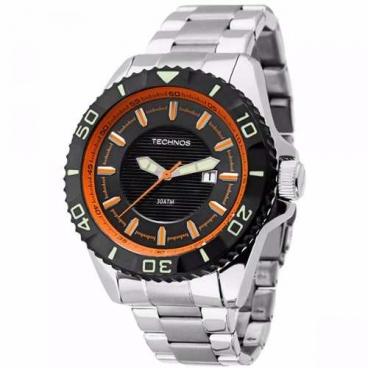 Relógio Technos Masculino 2115klz/1p