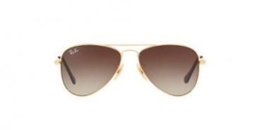 Óculos De Sol Ray-ban Infantil Rj 9506s 223/13 T52