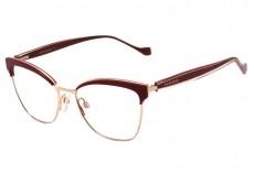 Armação Óculos de Grau Feminino Ana Hickmann AH1375 D01 54