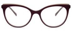 Armação Óculos de Grau Feminino Ana Hickmann AH6386 H02 52