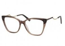 Armação Óculos de Grau Feminino Ana Hickmann AH6402 P04 54