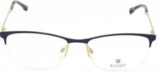 Armação Óculos De Grau Feminino Bulget Bg1546 06a 54 17