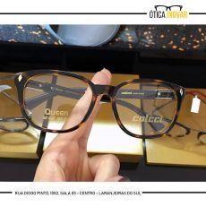Armação Óculos De Grau Feminino Colcci C6078 Fa3 52