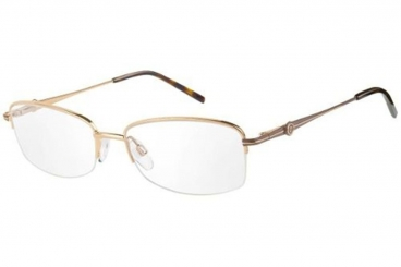 Armação Óculos De Grau Feminino Pierre Cardin Pc 8839 Ddb