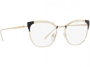 Armação Óculos de Grau Feminino Prada VPR62U YEE-101